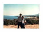 Gary and Suzy Winstead  Kyrenia,Cyprus 77 or 78